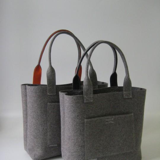 felt-bag, shopper