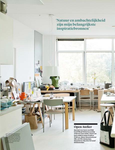Het huis van Margit Seland in Eigen Huis & Interieur Magazine